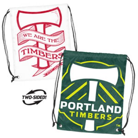 Logo Brands 916-87D MLS Portland Timbers Doubleheader Backsack - image 2 de 2