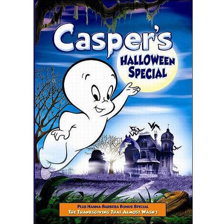 Caspers Halloween Special   The Thanksgiving That Almost Wasnt