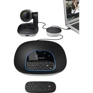 Logitech GROUP Video Conferencing System - 1920 x 1080 Video (Content) - 30 fps NEW LARGE ENTERPRISE CONF SYST B2B