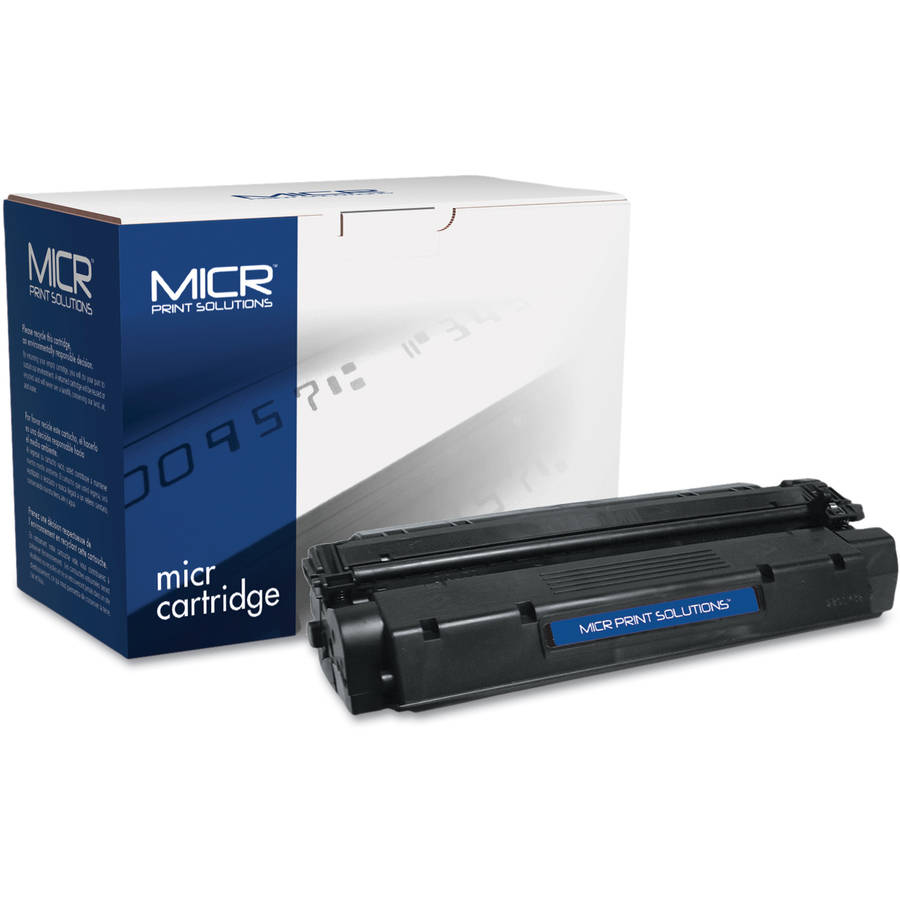 MICR Print Solutions Compatible with C7115AM MICR Black Toner Cartridge