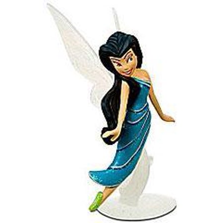 Disney Fairies Pixie Hollow Silvermist PVC Figure (Disney Store Fairies)