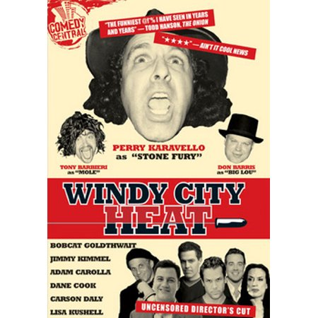 Windy City Heat (DVD) - Windy City Beverage