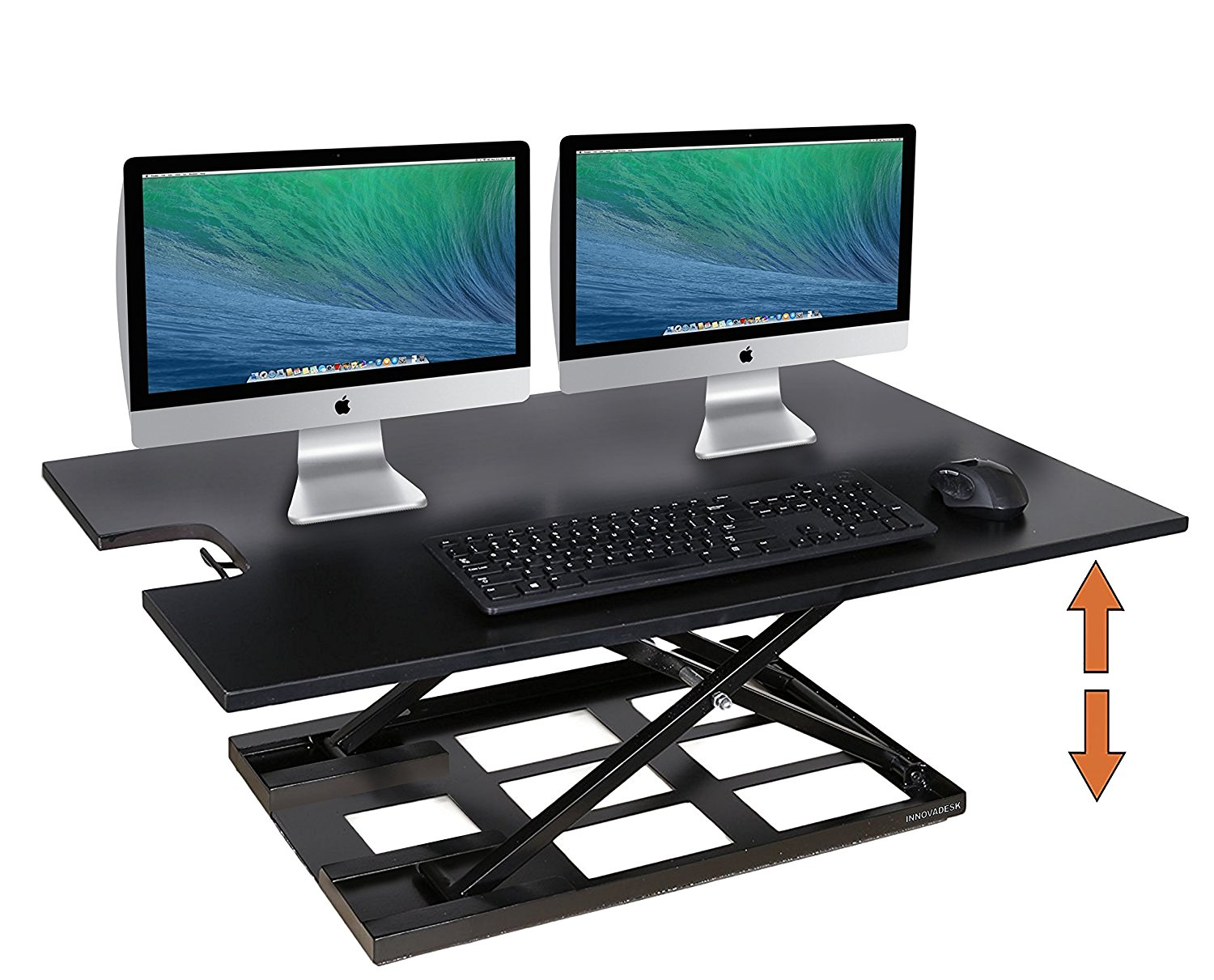 Standing Desk Converter INNOVADESK 36 24 Inches  Standing Drafting Table   Desktop Converter