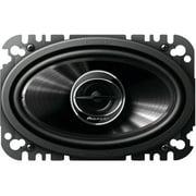 """Pioneer 4"""" x 6"""" 200-Watt 2-Way G-Series Speakers TSG4645R"""