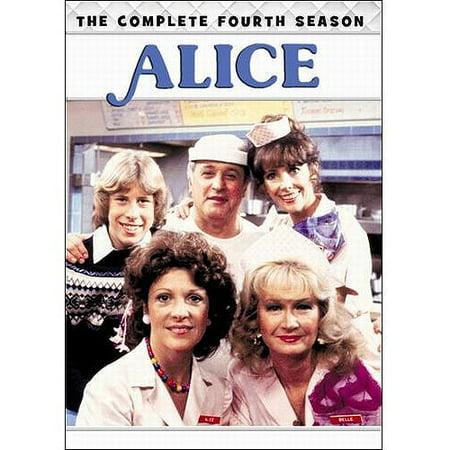 Alice  The Complete Fourth Season  Full Frame