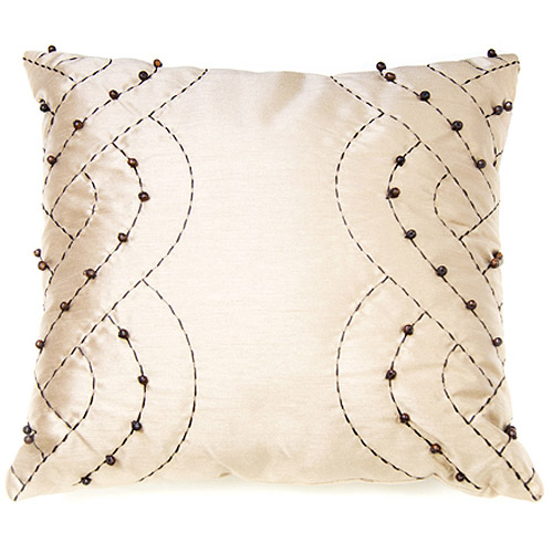 Springmaid My Finest Coordinate Decorative Pillow Collection, Celtic Braid