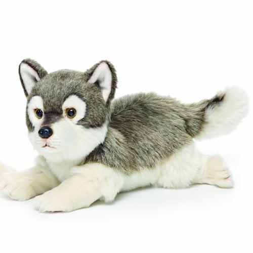 Nat And Jules Wolf Plush Toy, Large - image 1 de 1