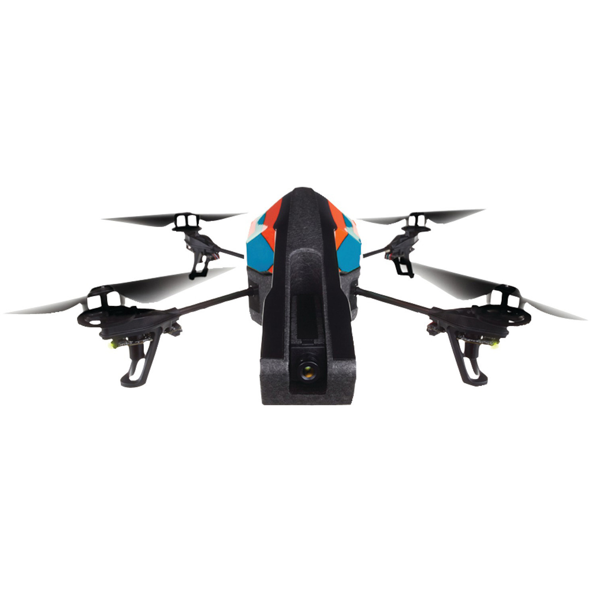 Parrot AR. Drone 2.0 Quadcopter - Orange/Blue