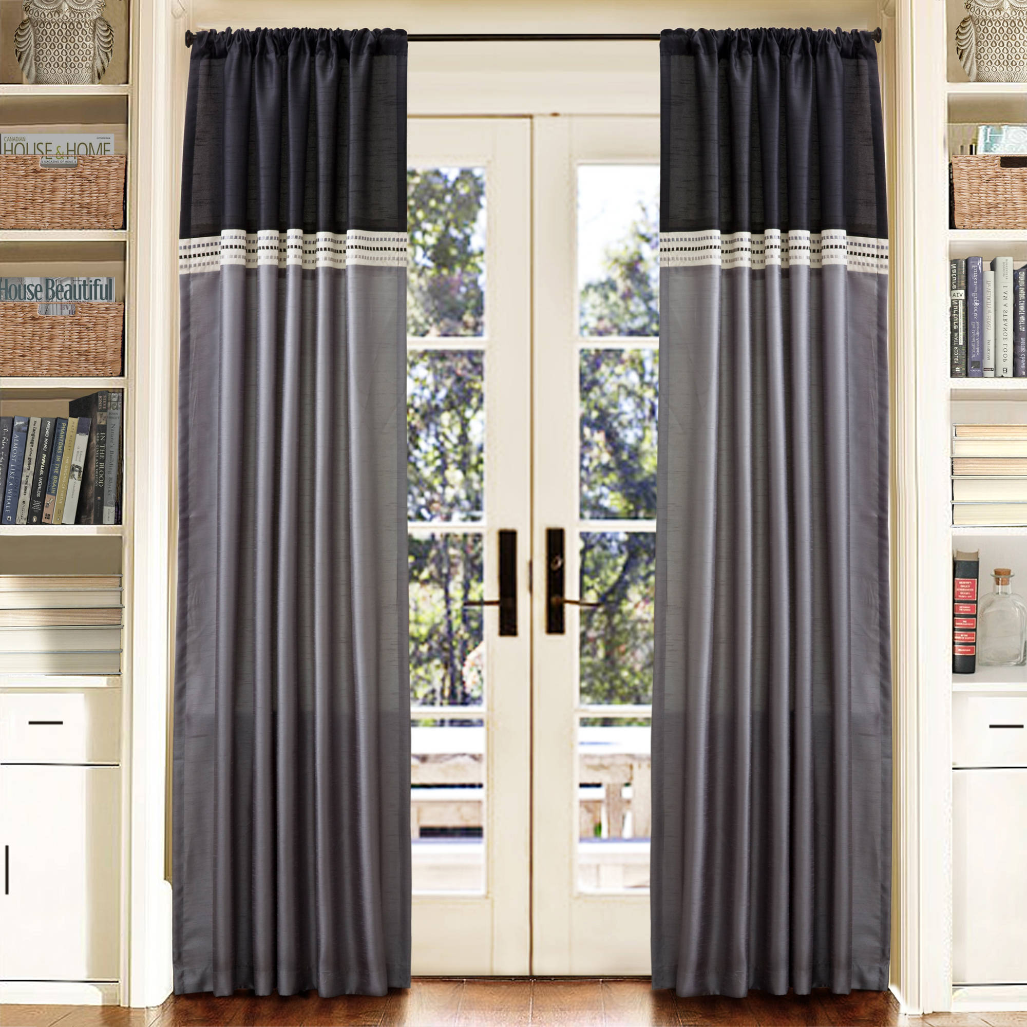 Terra Window Curtains, Set of 2