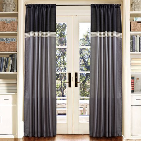 Terra Window Curtains Set Of 2 Walmart Com