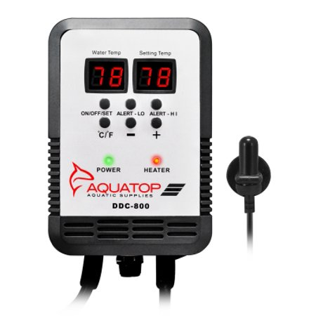 AquaTop Dual Display Digital Controller