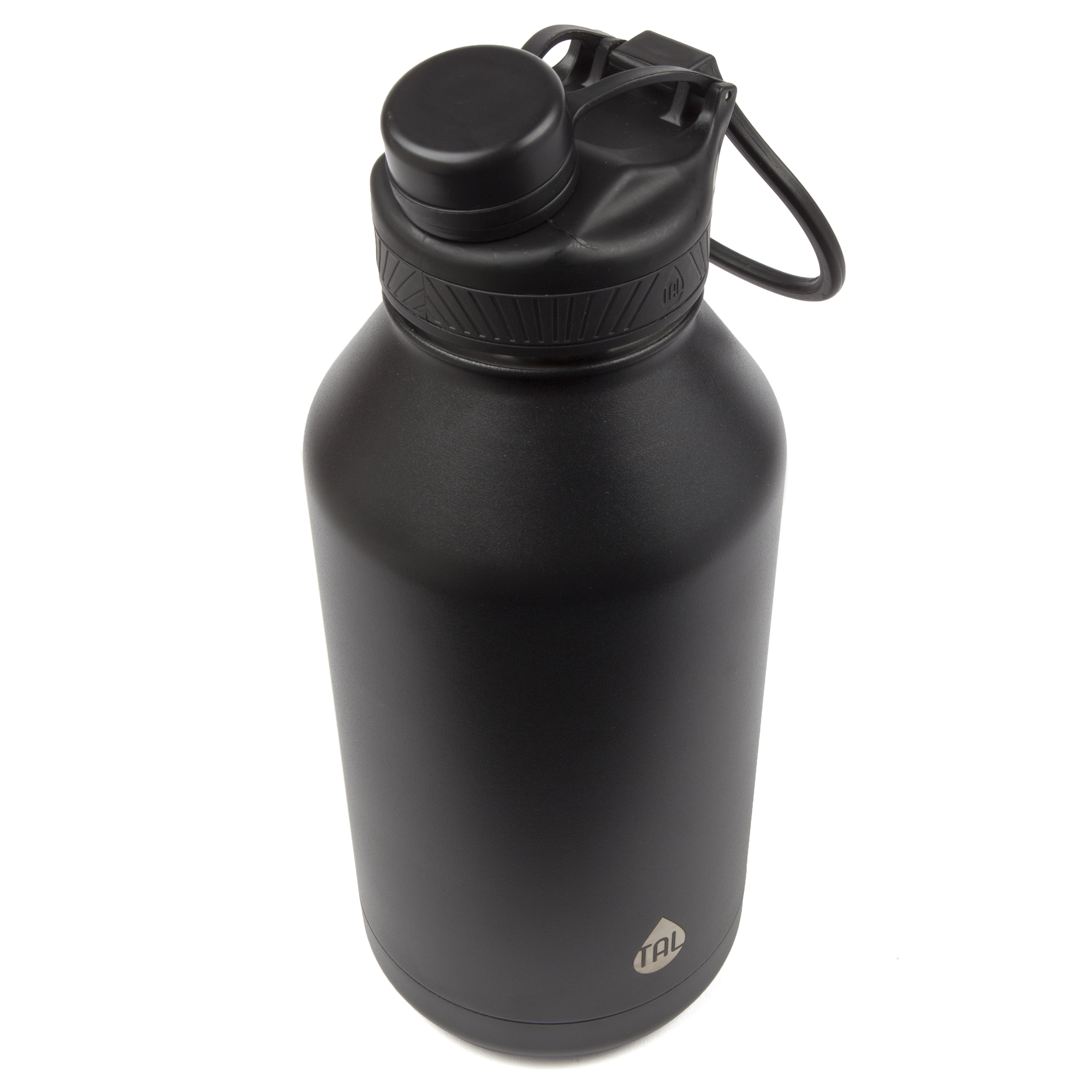 0a6449d09e7 TAL Black 64oz Double Wall Vacuum Insulated Stainless Steel Ranger™ Pro