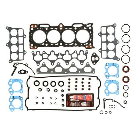 Evergreen HS4006 Head Gasket Set Fits 88-91 Honda Prelude 2.0 DOHC 16V (2.0 Head Gasket Set)