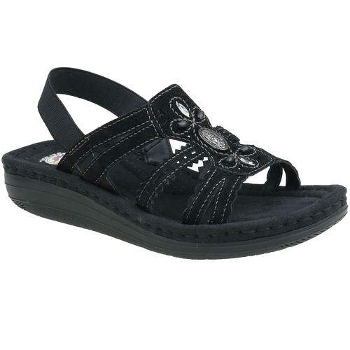 Earth Spirit Women's Alli Sandal by YELLOW STONE FOOTWEAR INDUSTRIAL CO.,LTD.FUJIAN