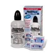 NeilMed Sinus Relief Kit Rinse Bottle & 50 Premixed Packets Makers of Neti Pot, NeilMed Sinus Relief Kit Rinse Bottle & 50 Premixed Packets Makers of Neti Pot By House of Scuba
