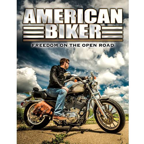 American Biker: Freedom On The Open Road (Widescreen) by