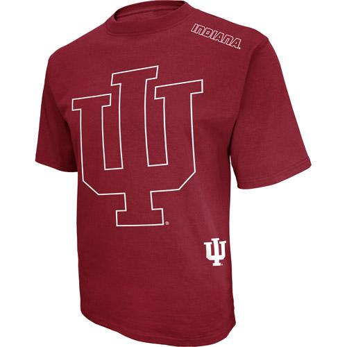 NCAA Big Men's Indiana Short Sleeve Tee