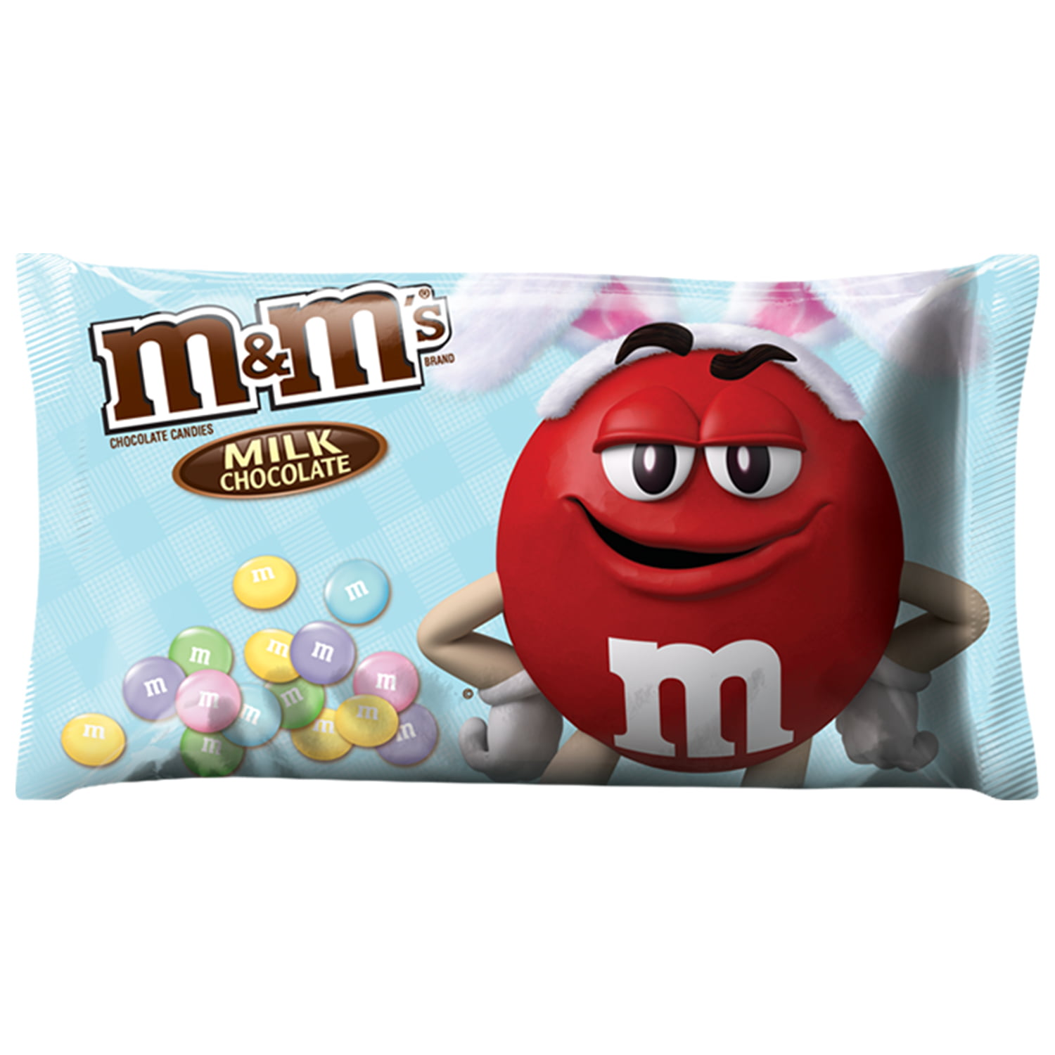 M&M'S Milk Chocolate Easter Candy, 11.4 Oz.