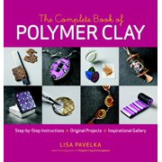 The Complete Book of Polymer Clay (Paperback)