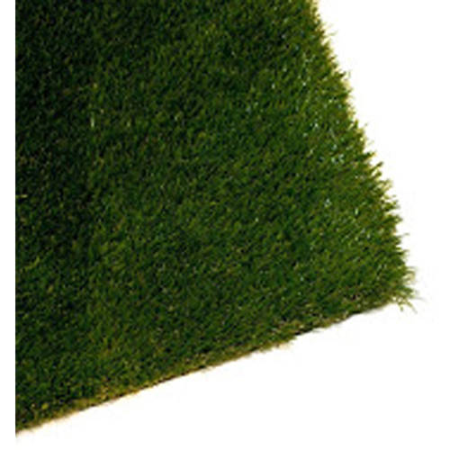 ALEKO 3' x 2' (6 sq. ft.) Indoor/Outdoor Artificial Garden Grass, Diamond Shape Monofil PE