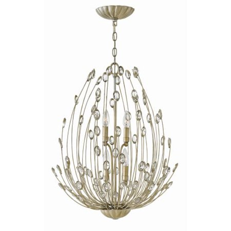 Fredrick Ramond FR31024 Tulah 4 Light 20