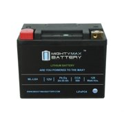 Lithium Iron Phosphate 12V 35AH 480CCA Starting Battery for Golf Cart