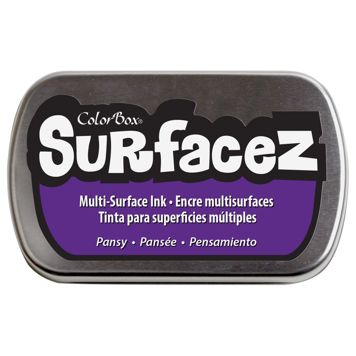 ColorBox Surfacez Multi-Surface Ink Pad-Pansy