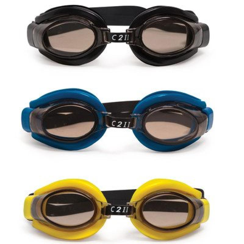 Poolmaster C2 II Water Sport Goggles (Set of 3)
