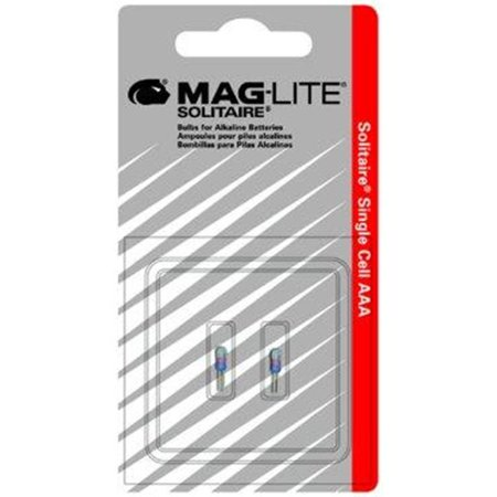Mag Instrument MAGLK3A001 AAA Bulb for the Maglite Solitaire