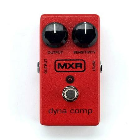 - Dunlop MXR Dyna Comp Effects Pedal