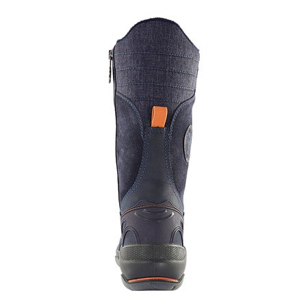 55ba116b6 Women's Santana Canada Tourismo Tall Waterproof Boot Navy Leather ...