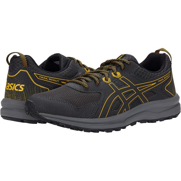 ASICS Mens Trail Scout Running Shoes