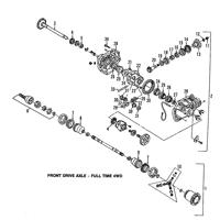 Genuine OE GM Axle Seals 12479302