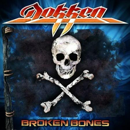 Broken Bones (CD)