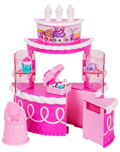 SHOPKINS JOIN THE PARTY PLAYSET BIRTHDAY CAKE SURPRISE Walmartcom