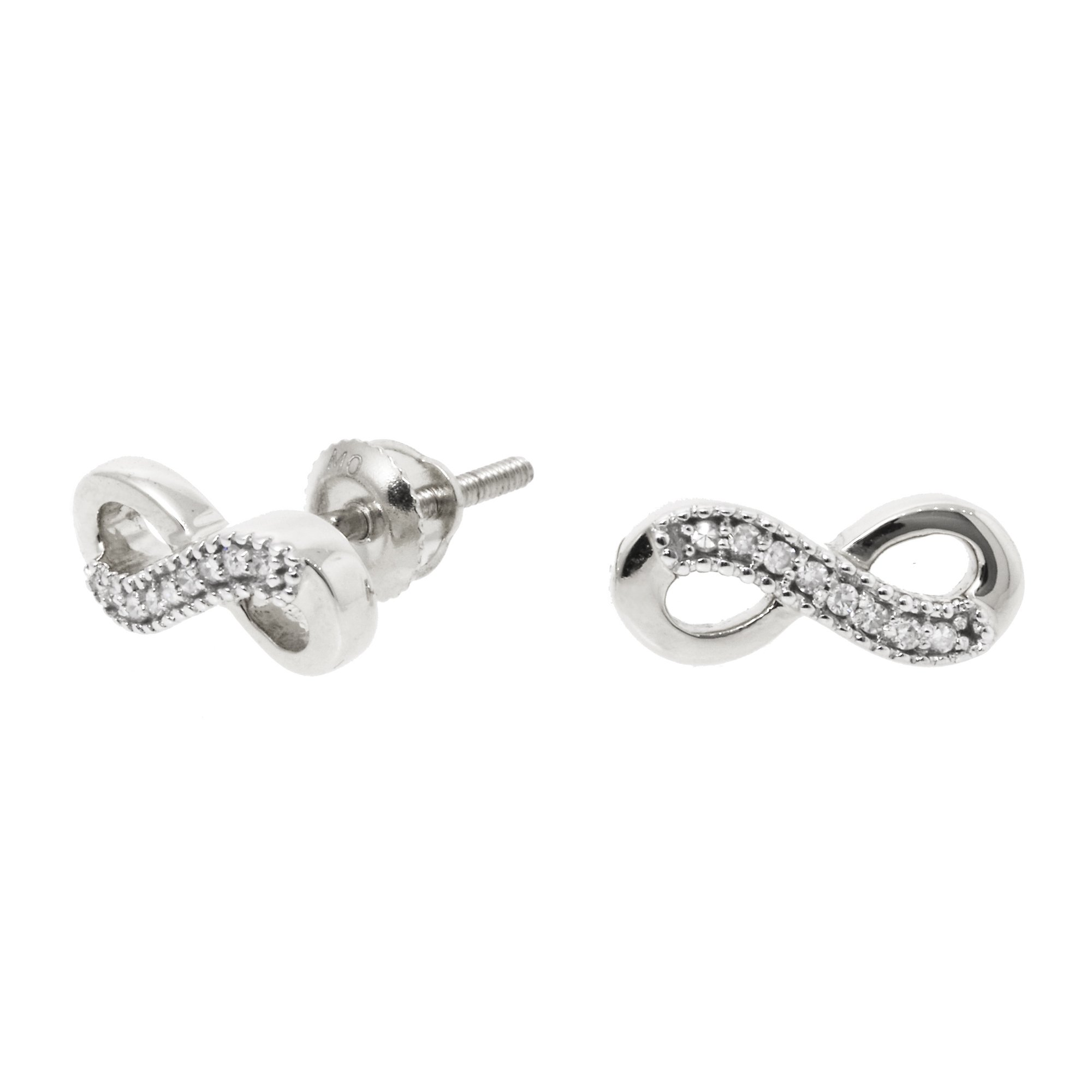 women sale rag womens infinity bone double accessories earrings