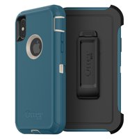 OtterBox Defender Series Case Screenless Edition for iPhone Xs & iPhone X - Big Sur