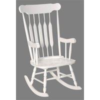 Pleasing Mainstays Jefferson Wrought Iron Porch Rocking Chair Find Gamerscity Chair Design For Home Gamerscityorg