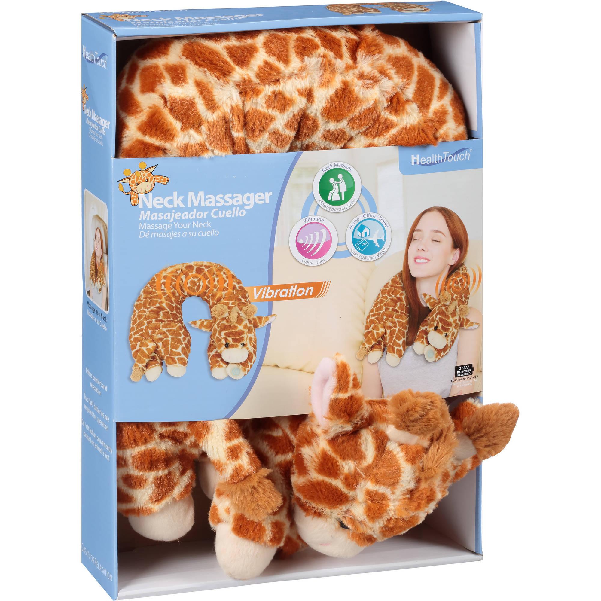Health Touch Giraffe Neck Massager