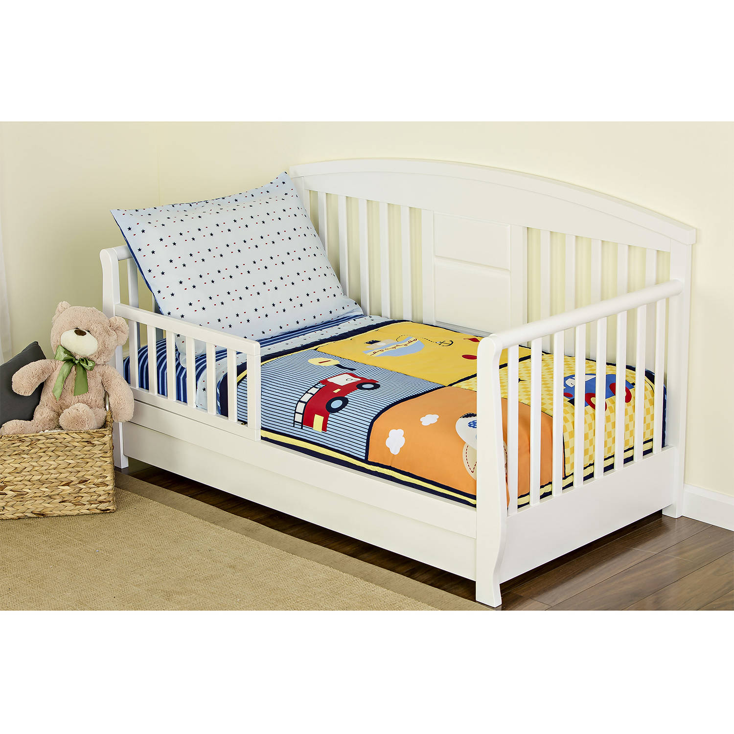 Dreamonme On The Go 4 Piece Toddler Comforter Set by Drea...