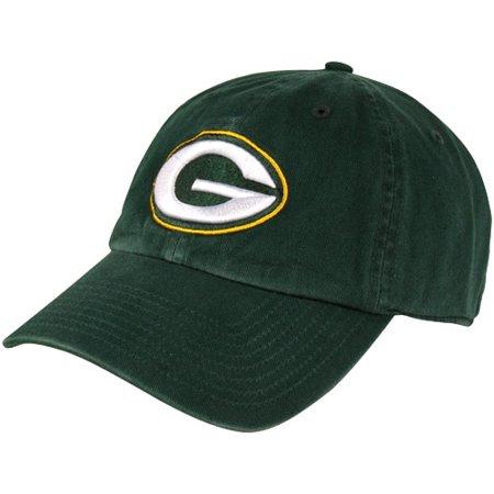 Green Bay Packers NFL Clean Up Strapback Adjustable Baseball Cap