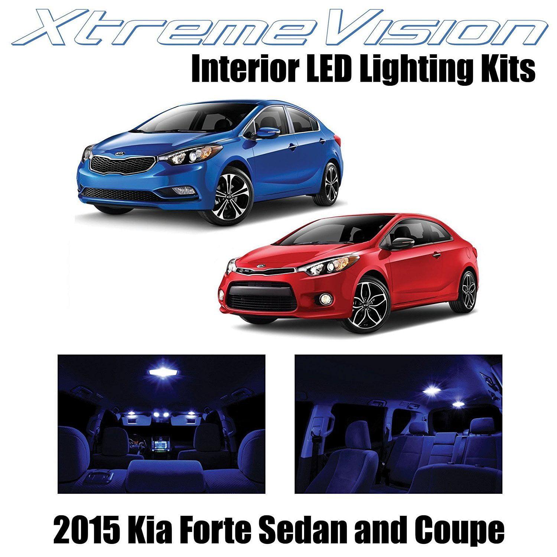 2019 Kia Forte Interior: XtremeVision LED For Kia Forte Sedan And Coupe 2015 (8