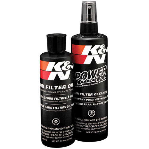 K&N Filter Care Service Kit - Squeeze # 99-5050
