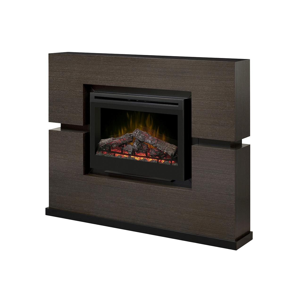 Dimplex Linwood Electric Fireplace - Walmart.com
