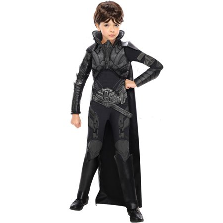 Man of Steel Deluxe Faora Child Costume