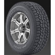 Cepek Tire 2029 Trail Country Tires LT245, 75R17 121S