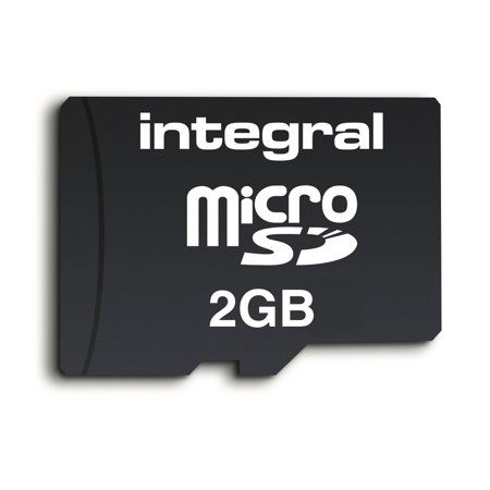 2GB Integral microSD Memory Card for Mobile Devices