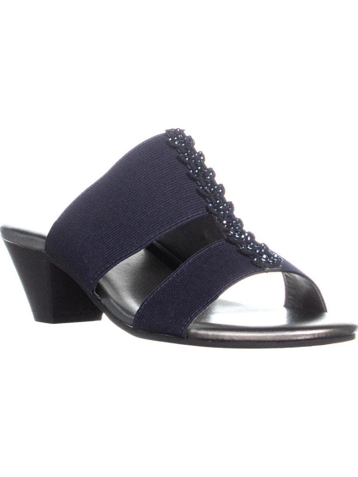 KS35 - Womens KS35 Zaila Low-Heel Slip