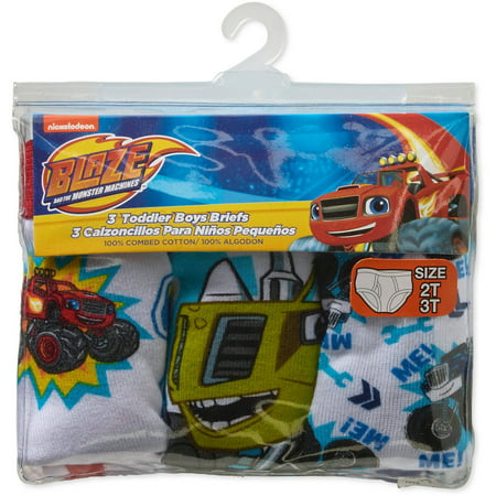 Best Blaze Toddler Boys Underwear, 3-Pack deal