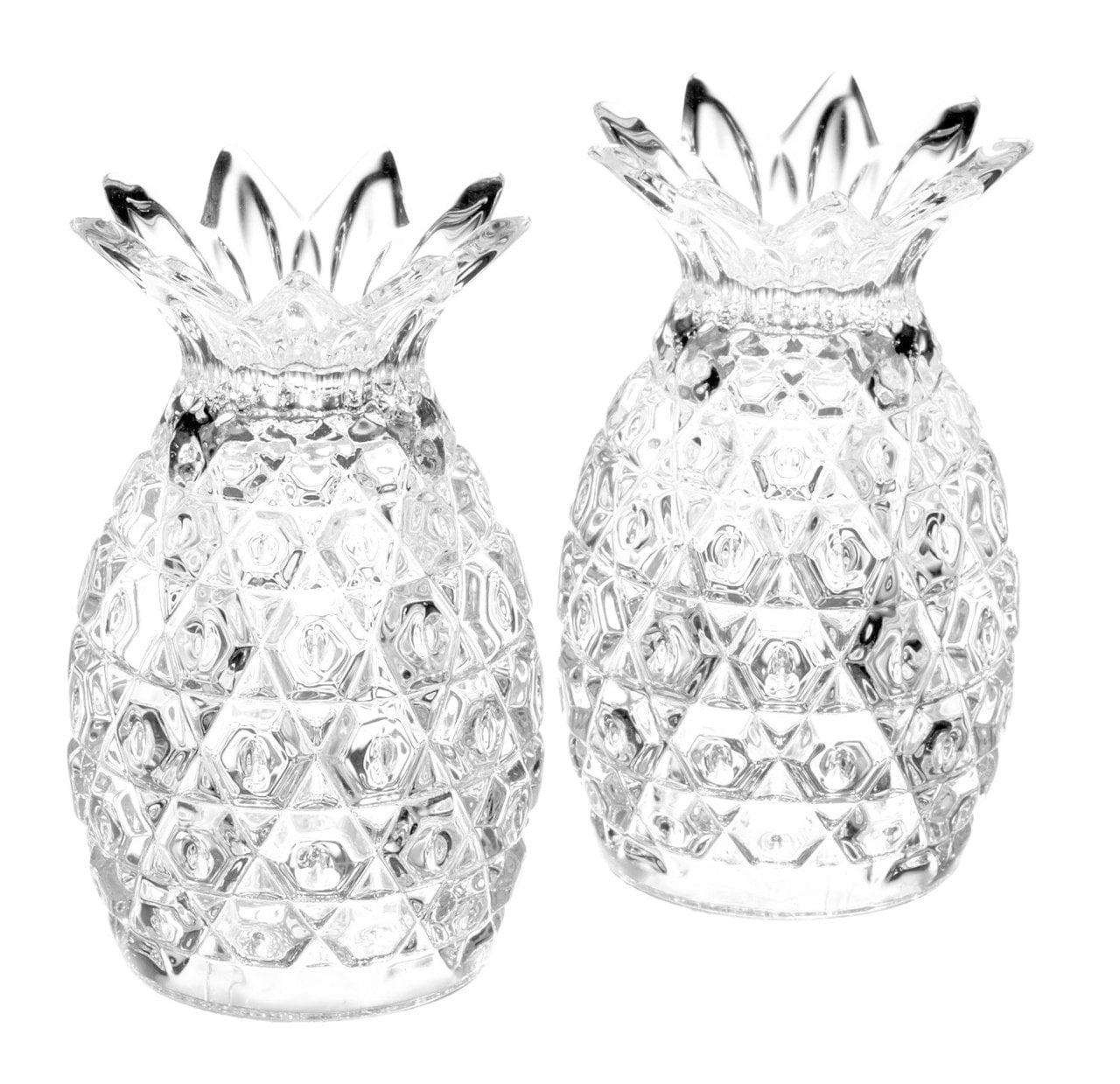 Click here to buy Godinger Silver Art Co 2 Piece Pineapple Salt & Pepper Shaker Set by Godinger.